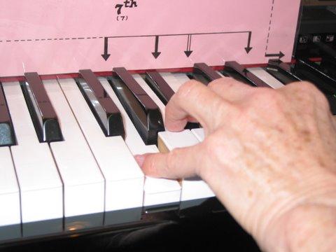 Playing Chords In Rhythm With The Chord Rhythm Finger Finder