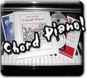 Chord Piano - play piano using chords