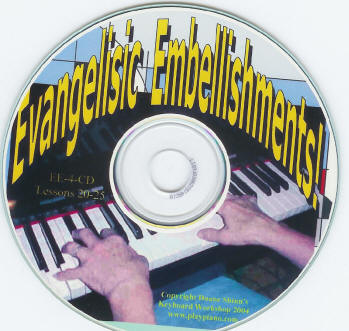 Evangelistic Embellishments CD