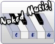 How To Dress Up Naked Music On The Piano!