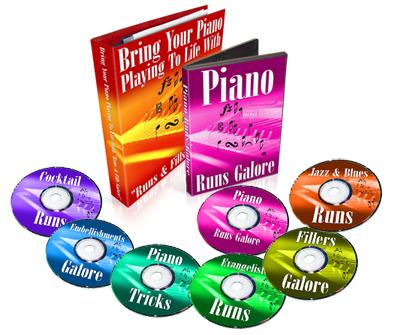 Piano Runs and Fills