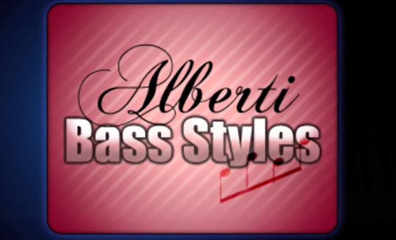 The Alberti Bass Style Of Broken Chords