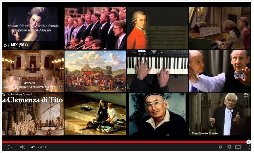 Mozart boy genius