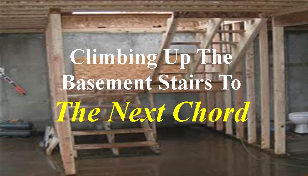 How To Walk Up The Musical Scale To Change Chords Piano Lessons