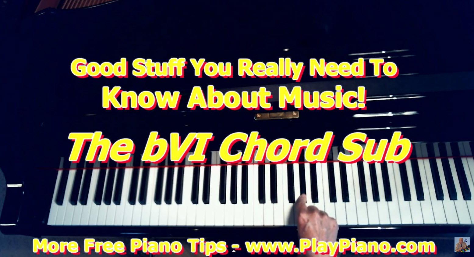 The flat sixth chord substitution why it works piano lessons the flat sixth chord substitution why it works hexwebz Gallery