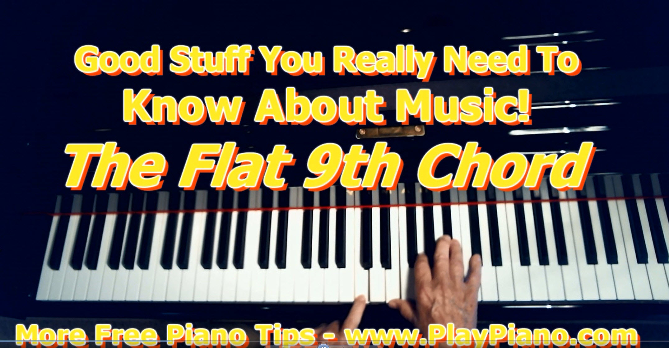 How do i use a flat 9 chord piano lessons for adults how do i use a flat 9 chord hexwebz Gallery