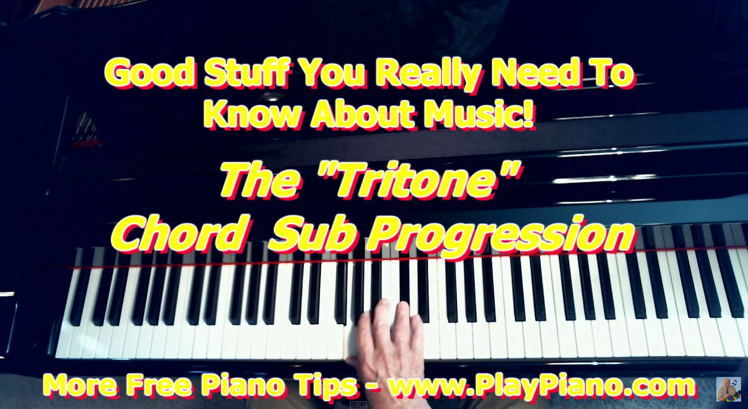 What is the tritone chord progression how does it work piano what is the tritone chord progression how does it work hexwebz Gallery