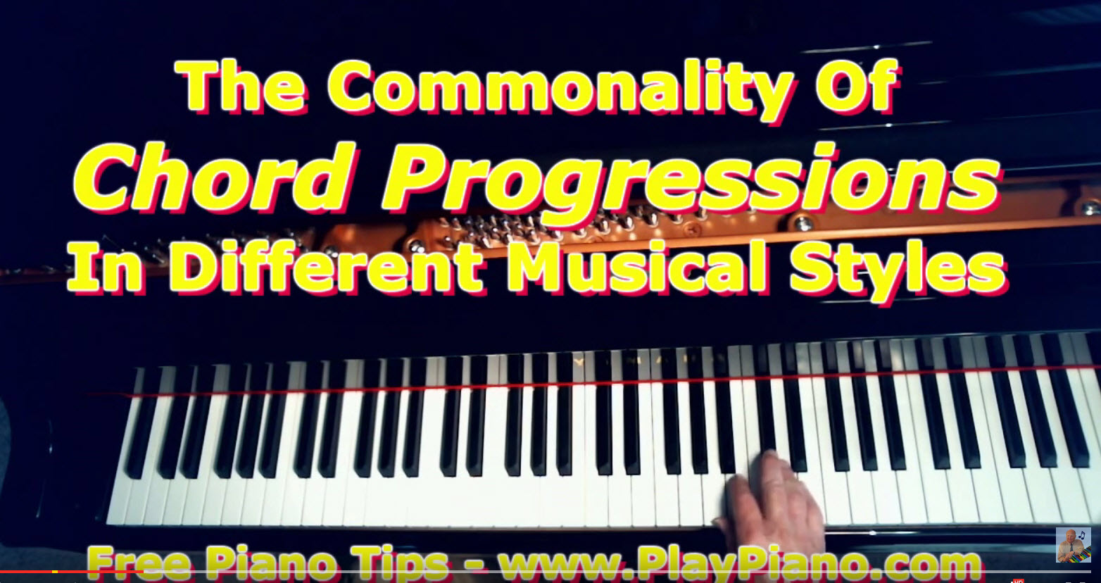 The commonality of chord progressions in different musical genres the commonality of chord progressions in different musical genres hexwebz Choice Image